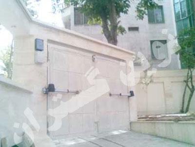 پروژه نصب درب اتوماتیک پارکینگی - شرکت